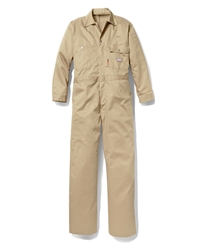 Rasco Flame Resistant 7.5oz Coverall | Khaki