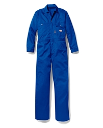 Rasco Flame Resistant DH Contractor Coverall | Royal Blue
