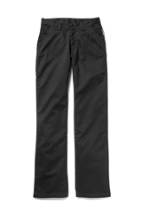 Rasco Flame Resistant GlenGuard Uniform Pant | Black