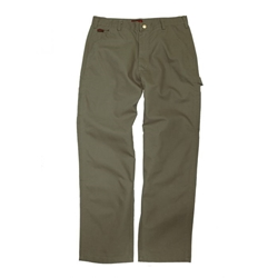 Rasco Flame Retardant Moss Green Carpenter Jeans
