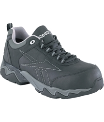 Reebok Mens Athletic Oxford Work Shoe