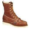 "Thorogood Men's American Heritage 8"" Wedge Sole Moc Steel Toe"