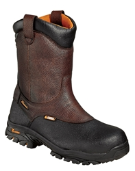 Thorogood Mens Wellington Waterproof Z-Trac Comp Toe Boots