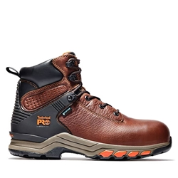 "Timberland Men's PRO Hypercharge 6"" Composite Toe Work Boots"
