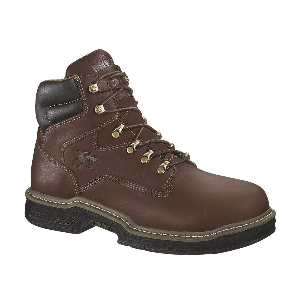 Met Guard Steel Toe Wolverine Men S Boots W02406