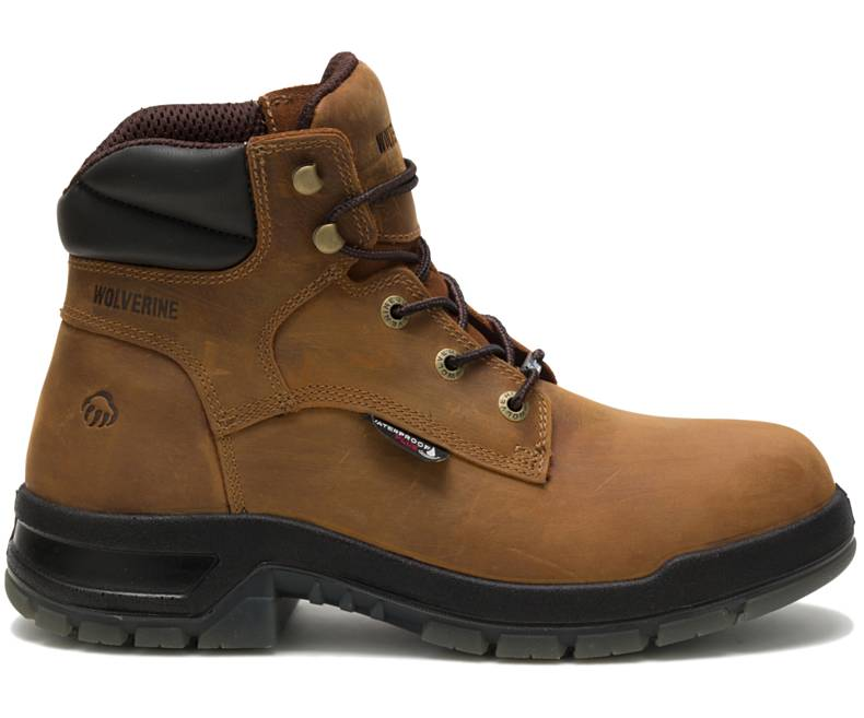 "Wolverine Ramparts CarbonMAX 6"" Work Boot"