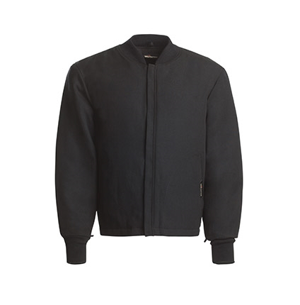 Workrite 4.5 oz. Nomex IIIA Athletic-Style Black Jacket/Liner