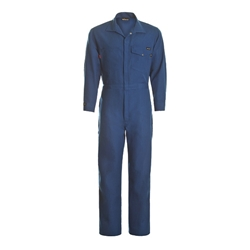 Workrite 4.5 oz Nomex IIIA Royal Blue Inudstrial Coverall