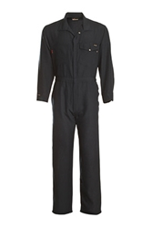 Workrite 7 oz. Nomex MHP Navy Deluxe Industrial Coverall