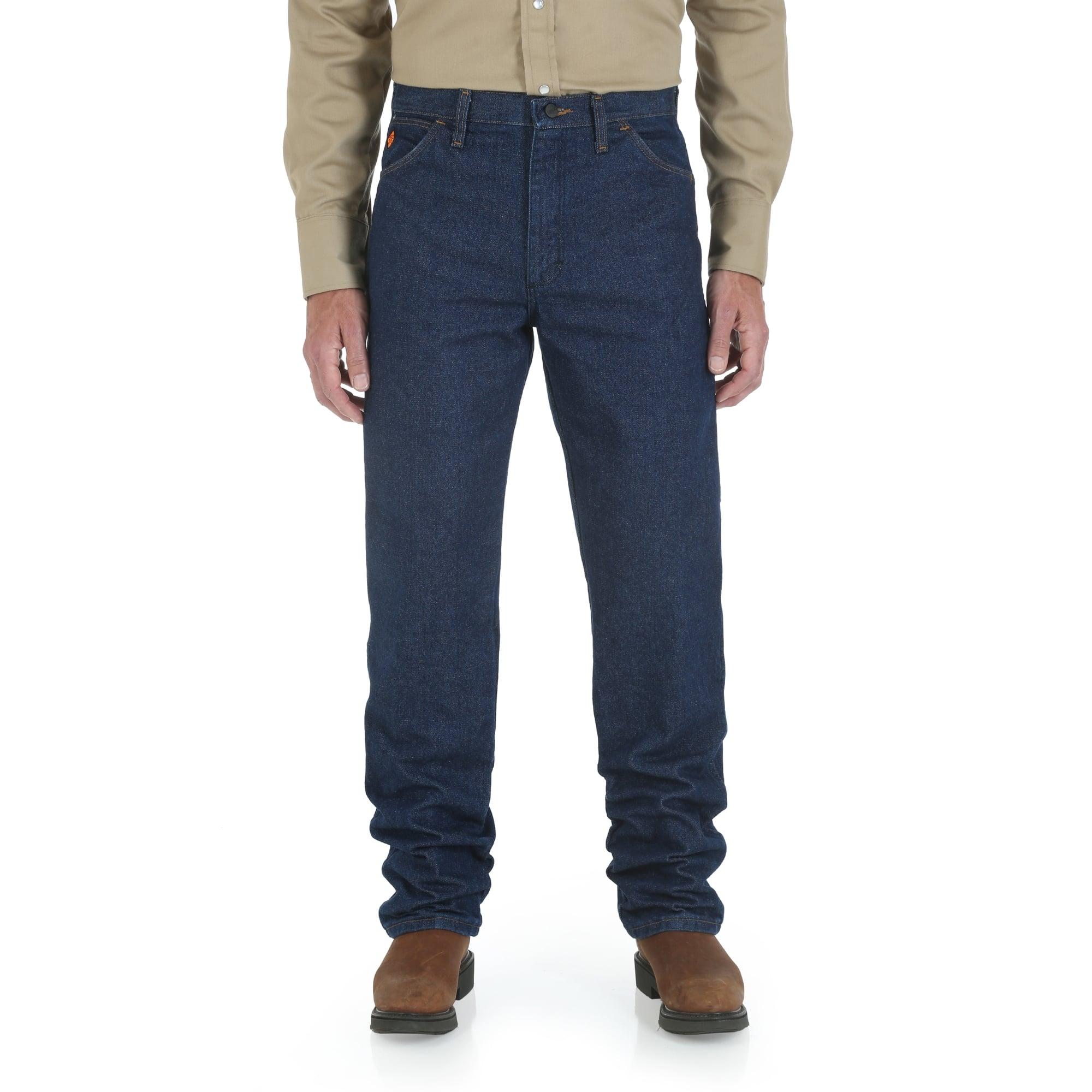 501baf0f1c83 Wrangler Flame Resistant Original Fit Jeans ...
