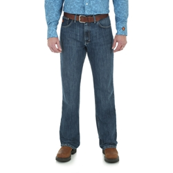 Wrangler Flame Resistant Vintage Boot Cut Jean Midstone | FR42MWM
