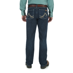 Wrangler Flame Resistant Vintage Boot Cut Jean Rinse Wash | FR42MWR