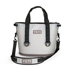 Yeti 30 qt Blue/Gray Hopper