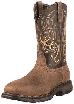 Ariat Workhog Mesteno Square Composite Toe Boots