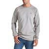 Ariat FR Silver Fox Men's Work Crew Shirt