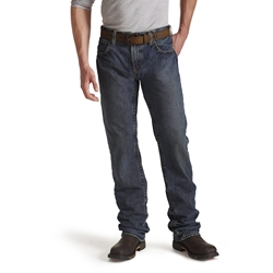 Ariat FR M5 Shale Slim Fit Mens Straight Leg Jean