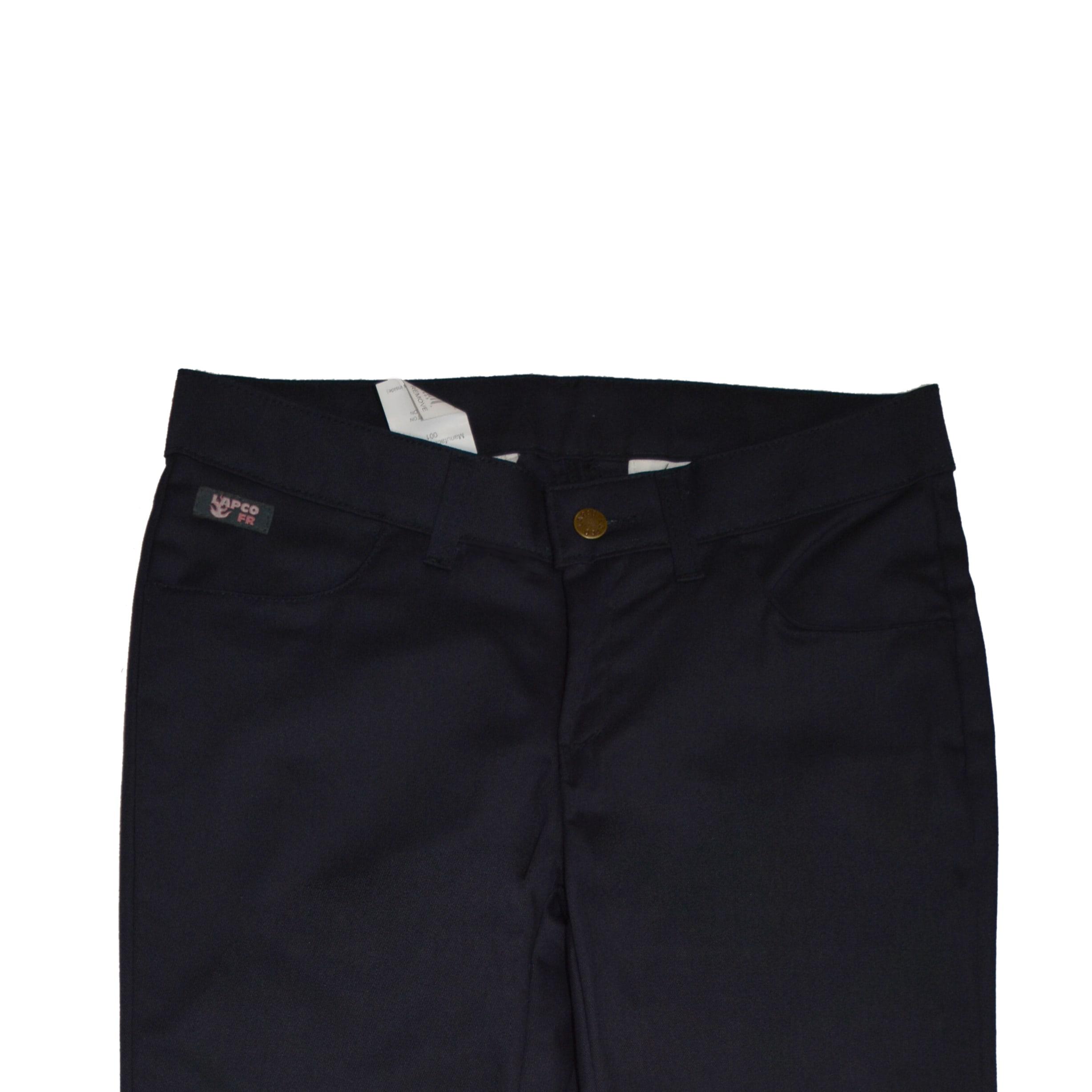 6aeb18886a10 ... Lapco Women s FR Navy Advanced Comfort Uniform Pants ...