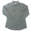 Lapco Women's FR Grey Advanced Comfort Uniform Shirt