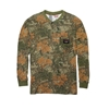 Rasco FR Men's Henley T-Shirt - Cajun Camo
