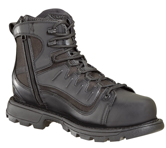 "Thorogood 6"" GEN-flex2 Waterproof Side Zip Trooper Comp Toe"