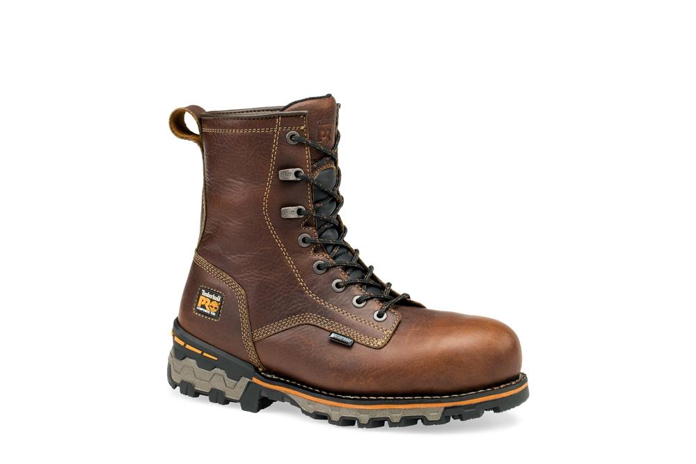 meet 724fd 5b058 Waterproof Boondock Timberland Safety Toe Boots   1112A