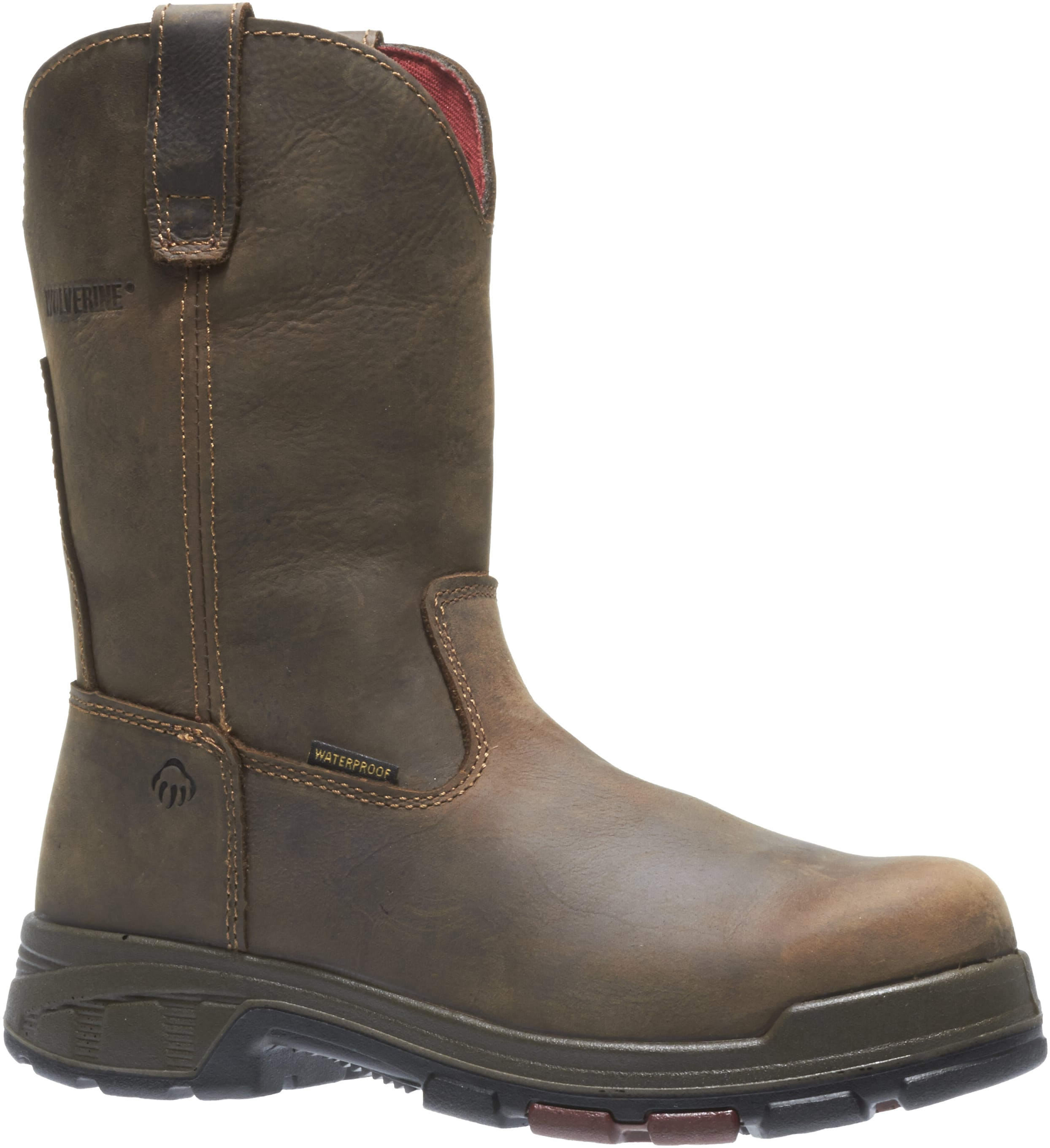 91ec04a54ee Wolverine Composite Toe Cabor Waterproof Wellington