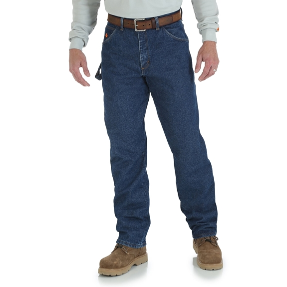 Wrangler Riggs Workwear Flame Retardant Carpenter Jeans
