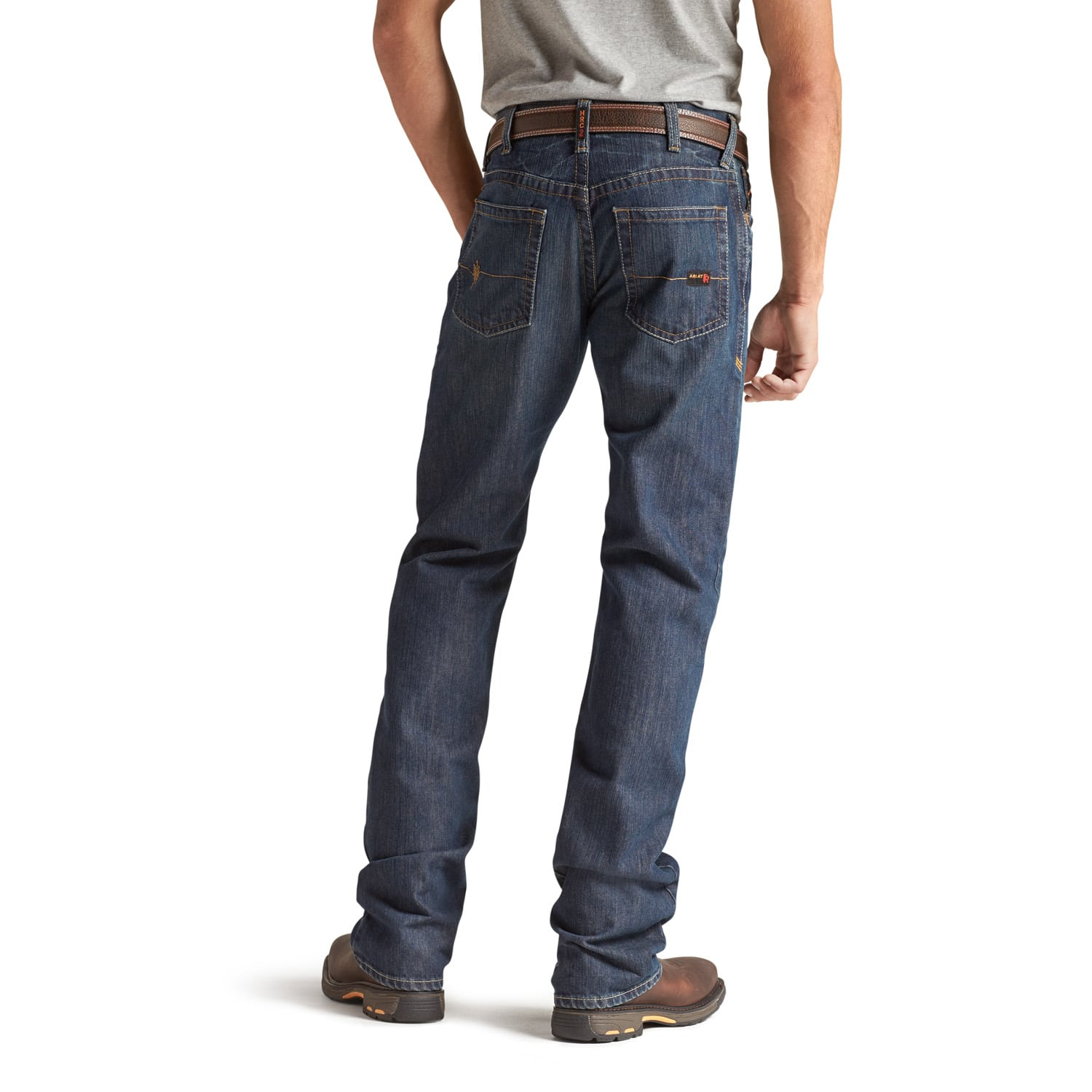 Ariat M4 Frc Jeans Low Rise Boot Cut 10012555